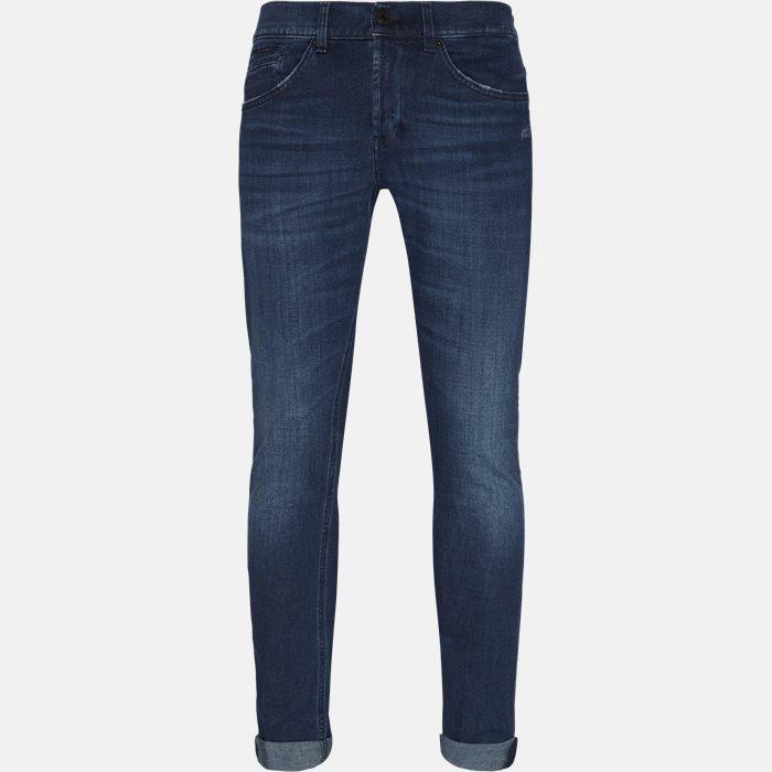 Jeans - Skinny fit - Denim